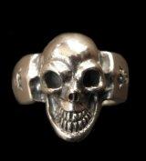 Single Skull Ring
