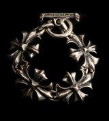 Gothic Cross Links Bracelet