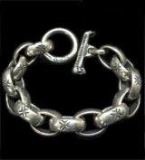 All H.W.O Links Chain Bracelet