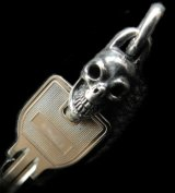 Single Skull Key Hook