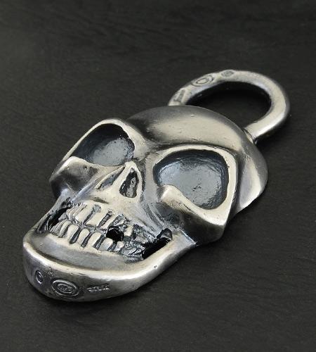 画像4: Giant Skull With Loop Pendant