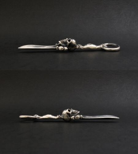 画像3: Dagger With Skull Pendant