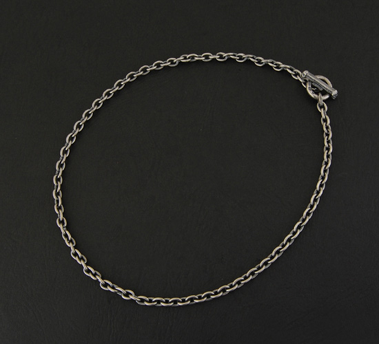画像3: 6Chain & Quarter T-bar Necklace