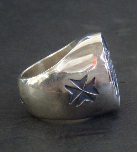 画像5: G&Crown Battle-Ax Ring
