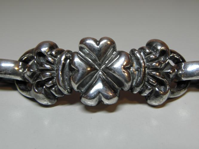 画像2: 4Heart ID with H.W.O&Anchor Links Bracelet