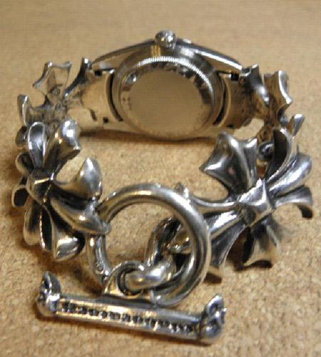 画像5: Gothic Cross Links Watch Bands