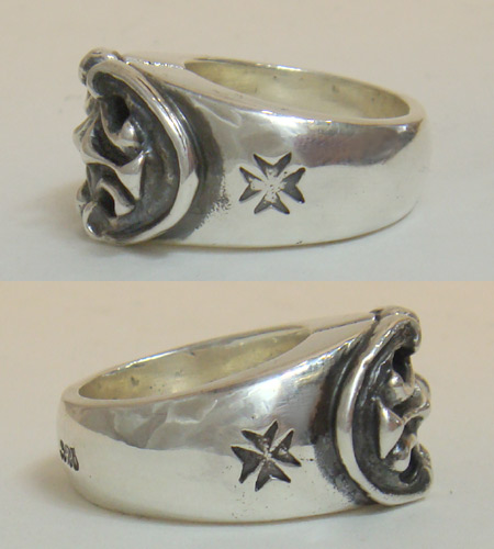 画像5: Sculpted Oval Ring