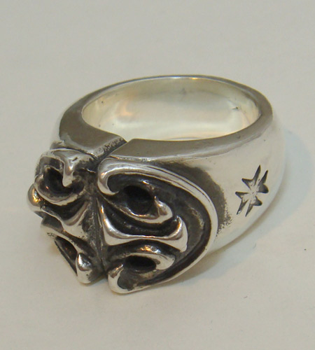 画像2: Sculpted Oval Ring