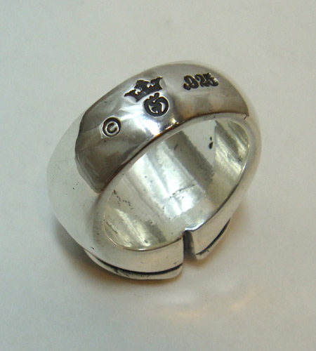 画像4: Sculpted Oval Ring