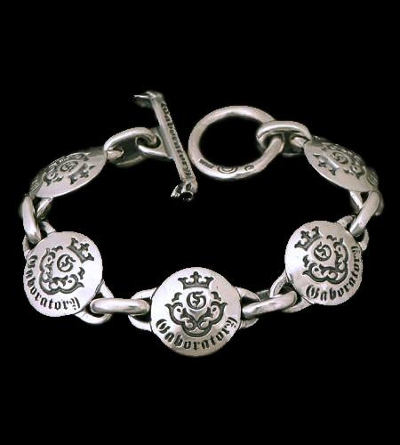 画像1: Atelier mark links bracelet