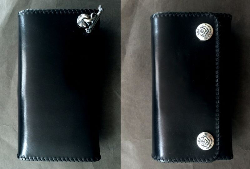 画像3: Water Buffalo Plain Long Wallet