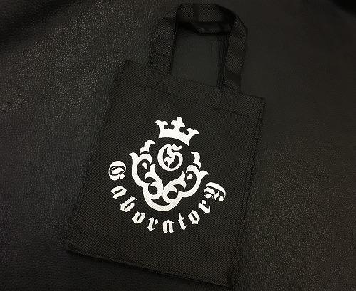 画像1: Gaboratory Mini Shipping Bag
