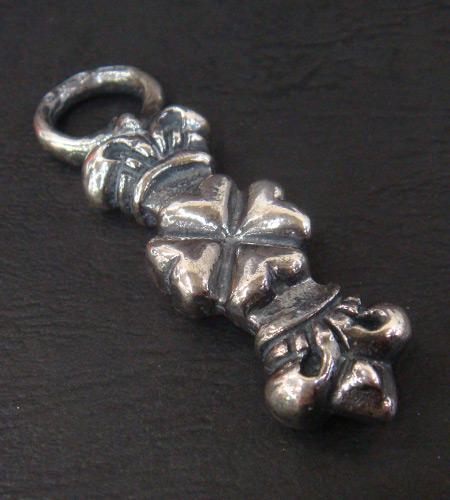 画像3: Half 4 Heart Crown Pendant