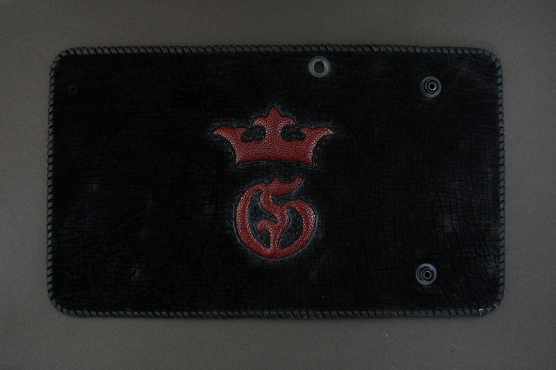 画像4: Stingray G&Crown Inlay Hippo Long Wallet