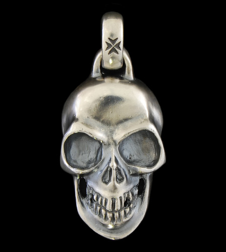 画像1: Giant Skull With H.W.O Pendant