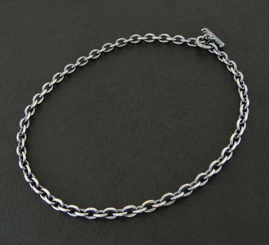 画像3: 7Chain & Quarter T-bar Necklace