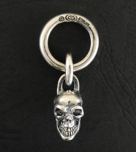 画像3: Single Skull With O-ring