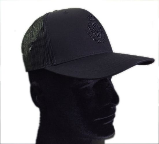 画像1: Atelier Mark Trucker cap (Snap-back)