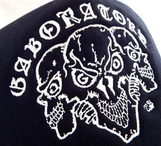 画像5: Triple Skull Mesh Cap (Snap-back)