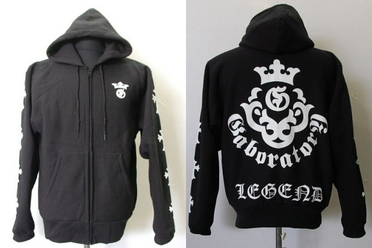 画像1: Heavy Weight Hooded Jacket