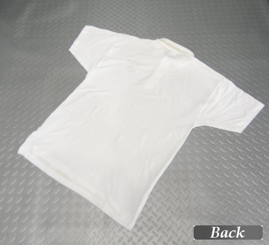 画像2: Gaboratory G&Crown Polo Shirt(White)