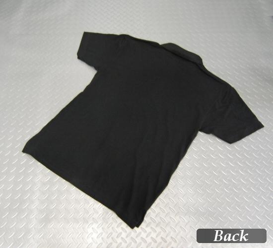 画像2: Gaboratory G&Crown Polo Shirt(Black)