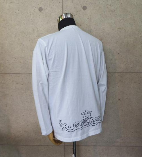 画像3: Atelier tribal T-Shirt [White]