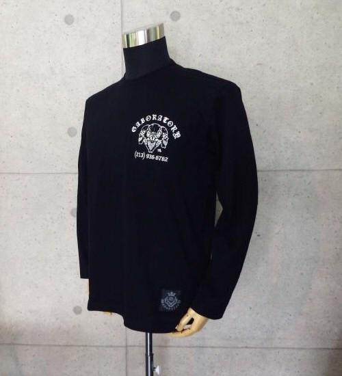 画像2: Staff T-Shirt [Black]