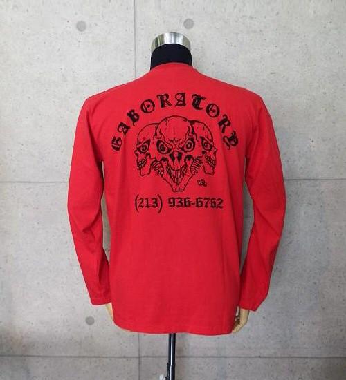 画像4: Staff T-Shirt [Red]