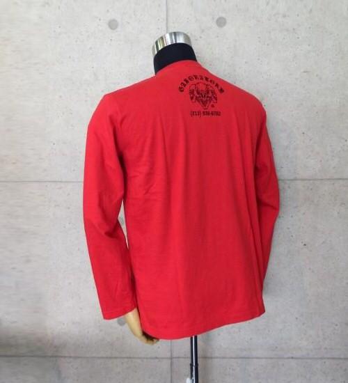 画像3: Staff T-Shirt [Red]