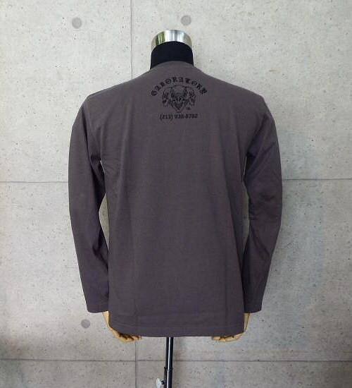 画像4: Staff T-Shirt [Chacoal]