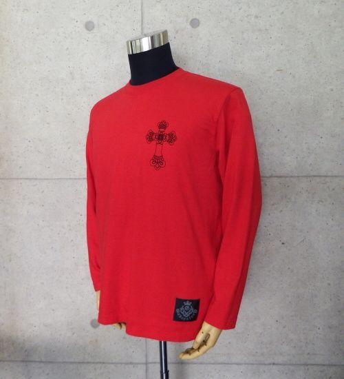 画像3: Atelier tribal T-Shirt [Red]