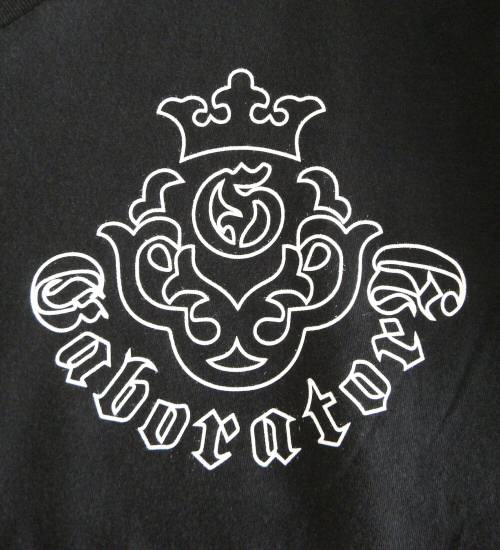 画像3: Atelier mark V-neck T-Shirt [Black]