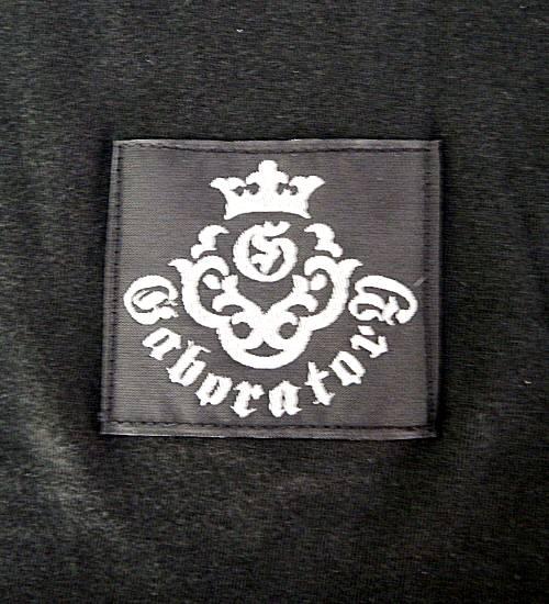 画像4: Atelier mark V-neck T-Shirt [Black]