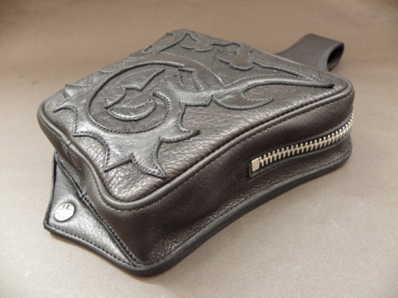 画像2: Gaboratory Hip Bag (Crown tribal)