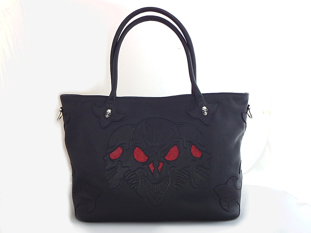 画像1: Gaboratory Tote bag (3Face art work)