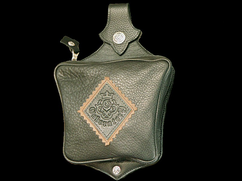 画像1: Gaboratory Hip Bag (Gaboratory Label)