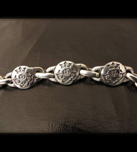画像4: Medium atelier mark links bracelet