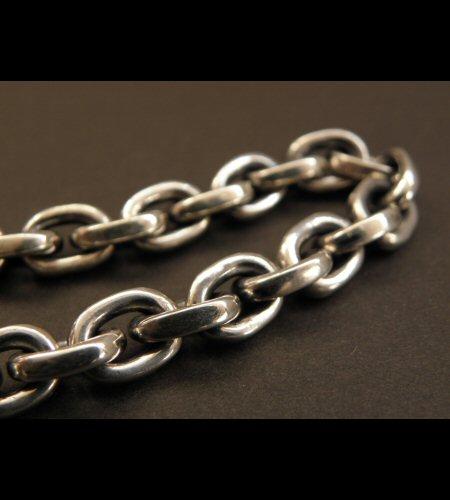 画像5: Half Small Oval Chain Bracelet