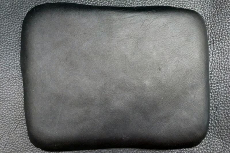 画像3: Gaboratory Textured Leather Gun Tray  [Green]