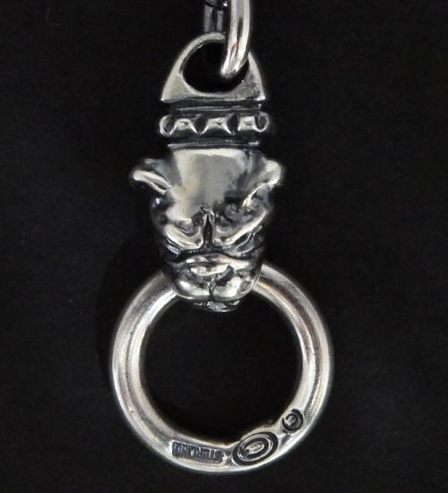 画像5: 7Chain with quarter old bulldog & quarter T-bar necklace