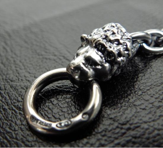 画像2: 6Chain with 1/8 Lion & 1/8 T-bar Necklace