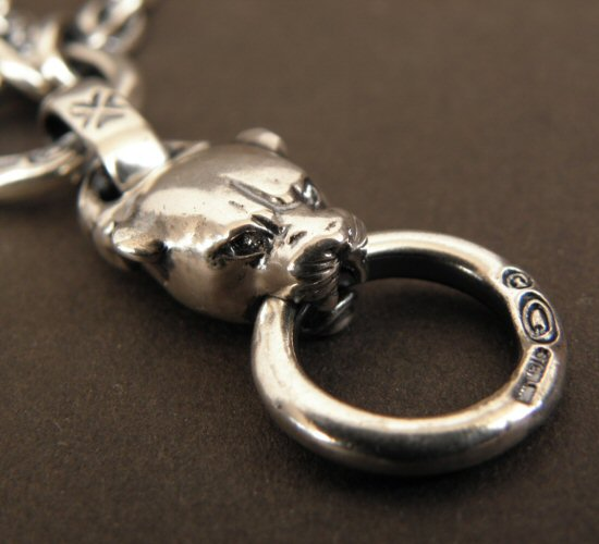 画像2: Quarter Panther & 6Chain Necklace