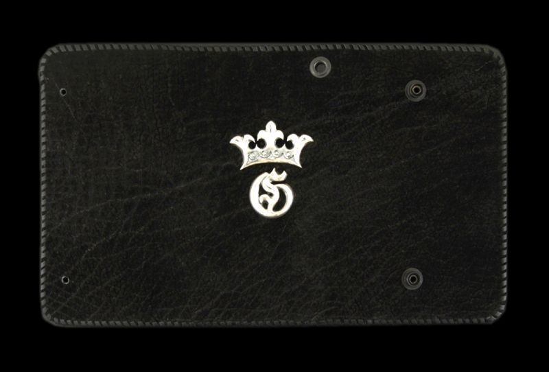 画像1: Large G & Crown & Hippo Long Wallet