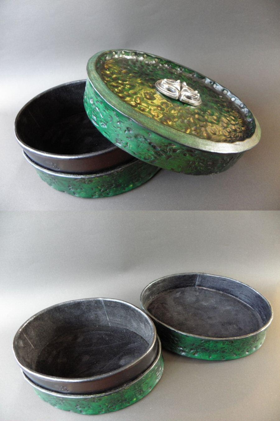画像4: Gaboratory Leather Jewelry Box