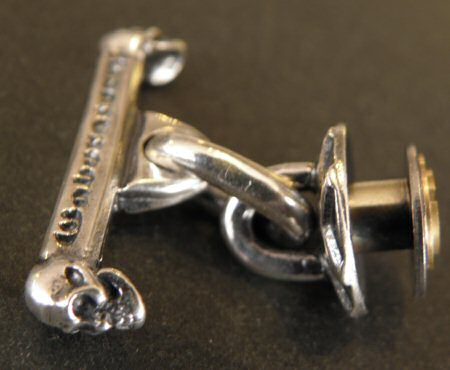 画像3: Gaboratory Skull T-bar