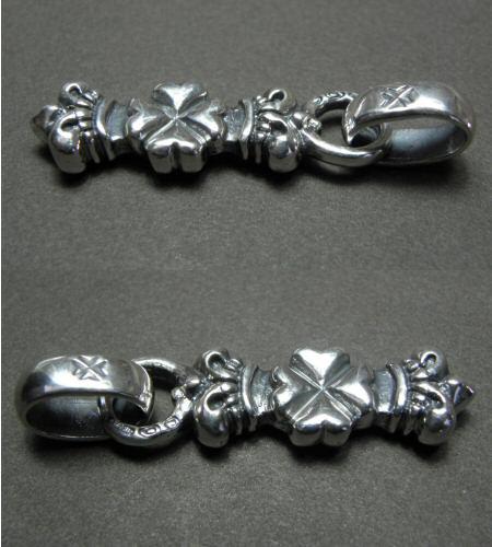 画像4: One Eighth 4 Heart Crown With H.W.O Pendant