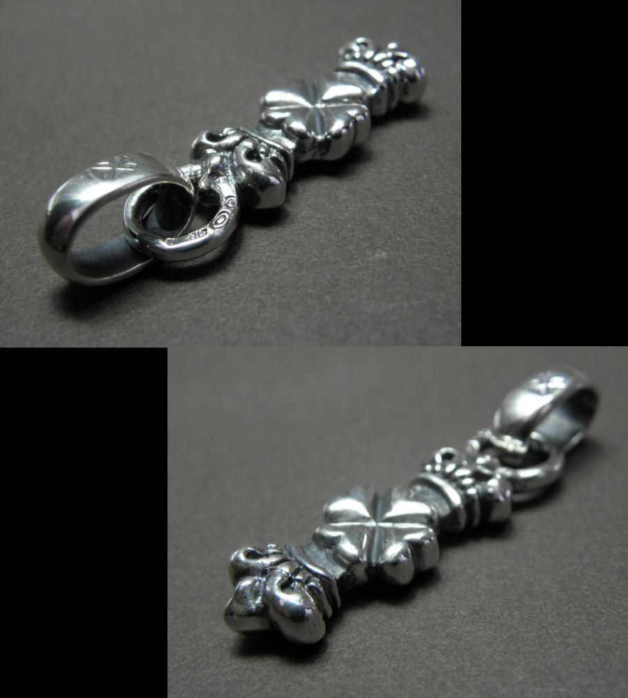 画像2: One Eighth 4 Heart Crown With H.W.O Pendant