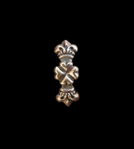 画像1: One Eighth 4 Heart Crown Pendant [Hanging type]