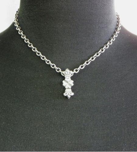 画像5: One Eighth 4 Heart Crown Pendant [Hanging type]